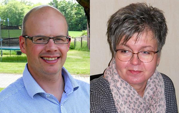 Gabi und Paul Schwienhorst